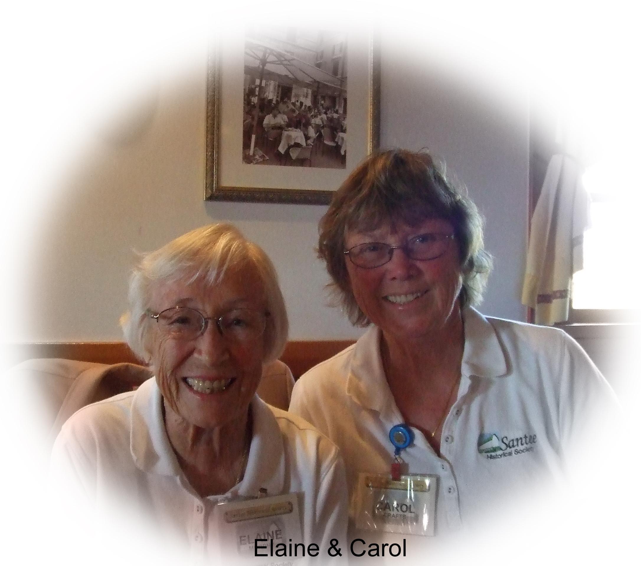 Elaine & Carol